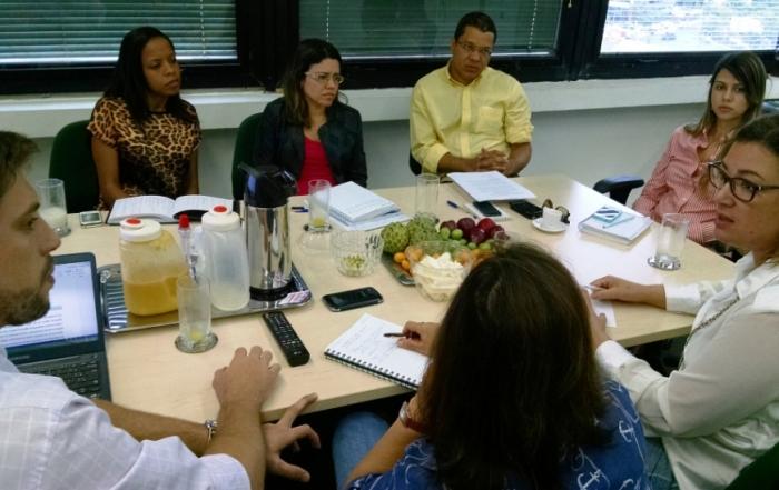 Diretoras da FHGV fazem visita técnica à FESF-SUS