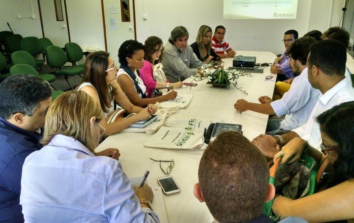 Convênio com foco em carreira regional em saúde para o Baixo Sul é assinado