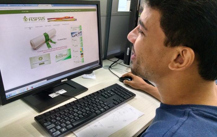 Portal voltado para o trabalhador da FESF-SUS oferece vasta gama de serviços