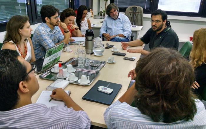 FESF-SUS e Universidade de Bolonha (Itália) iniciam conversa para celebrar parceria