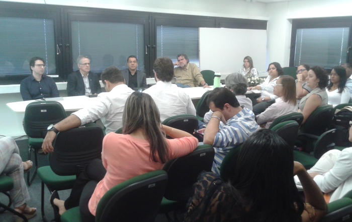 Fiocruz apresenta projeto de  aplicativo para monitoramento em saúde