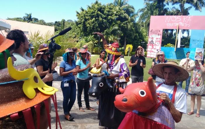 Trabalhadores da Fundação participam do Encontro da Rede Unida