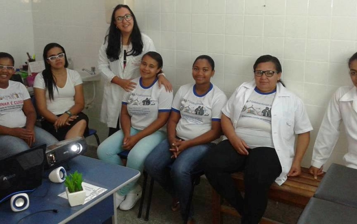 Profissionais de Elísio Medrado participam de oficina sobre o e-SUS
