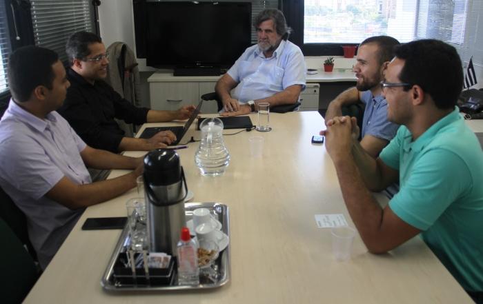 Professores da Ufba iniciam  pesquisa sobre a Internação Domiciliar