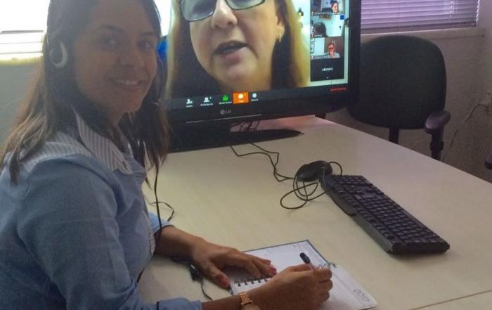 Videoconferência reúne gestores de Recursos Humanos para debater sobre gestão estratégica de pessoas