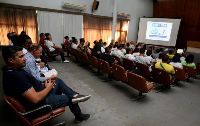 Hospital Roberto Santos tem espaço para manifestações religiosas