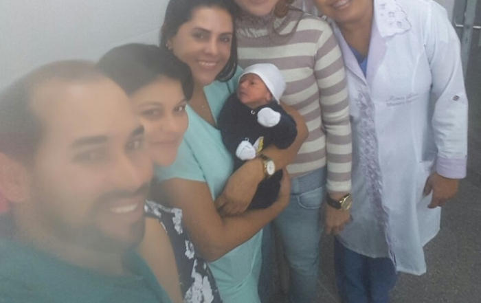 HPP de Barrocas realiza parto humanizado com Enfermeira Obstetra da FESF-SUS