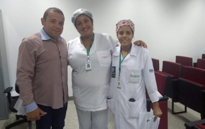 Hospitais sob gestão indireta do Estado recebem trabalhadores do Programa Primeiro Emprego