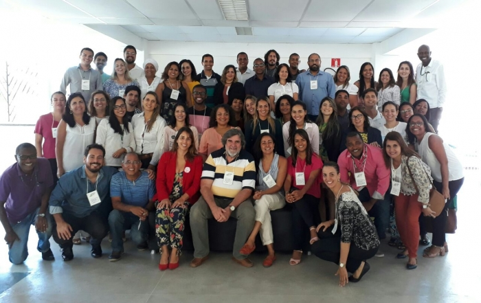 Missão Coletiva | trabalhadores da FESF-SUS participam de oficina para revisão da missão institucional