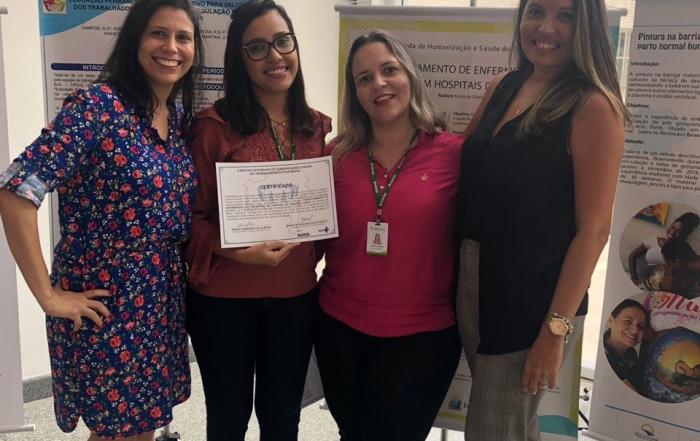 Trabalhadores FESF-SUS recebem menção honrosa  por experiências humanizadas no SUS da Bahia