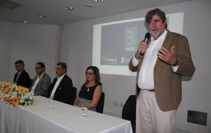 Diretor Geral participa de comemorações de 3 anos do Polo IFBA