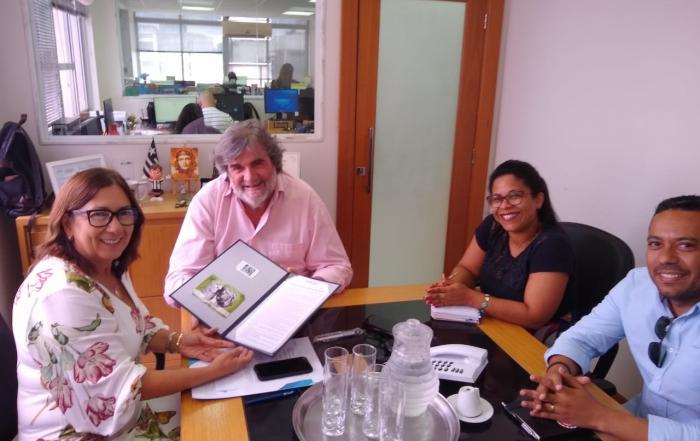 Coren e FESF-SUS firmam parceria para o mês da enfermagem