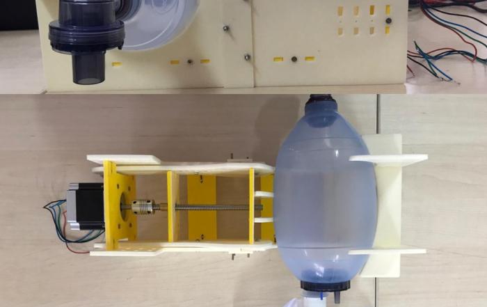 FESF-tech integra parceria que desenvolve novo respirador artificial de baixo custo